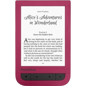 Электронная книга PocketBook 631 Bordo