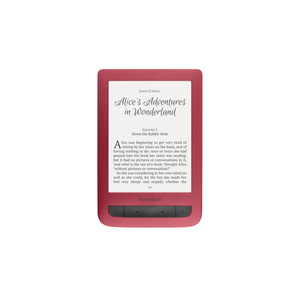 Электронная книга PocketBook 626 (Touch Lux 3) Red