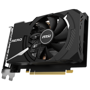 Видеокарта MSI GeForce GTX 1650 SUPER AERO ITX OC 4GB GDDR6