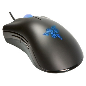 Мышь Razer DeathAdder 3500 Black Edition USB
