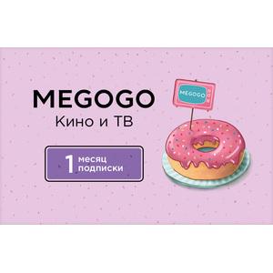 MEGOGO Кино и ТВ, подписка на 1 месяц