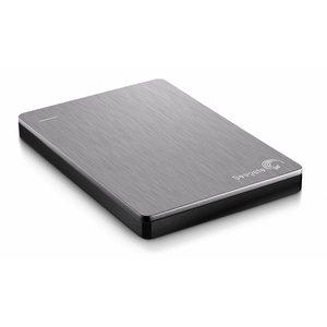 """Внешний жесткий диск 2000GB 2,5"""" Seagate STDR2000201 Slim Silver"""