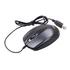 Мышь Ritmix ROM-200 черный USB
