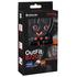 Наушники с микрофоном Defender OutFit B720 (черный/синий)