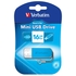 16GB USB Drive Verbatim Store n Go Mini Tattoo Koi 49886 White