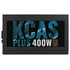 Блок питания AeroCool KCAS Plus 400W