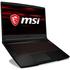 Ноутбук MSI Thin GF63 9RCX-674XPL
