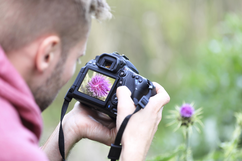 Как сделать на фото дату съемки