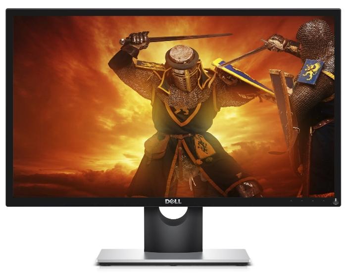 """Купить Монитор 23.6"""" Dell Se2417Hg Black"""